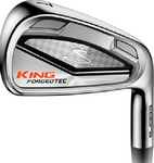 Pre-Owned Cobra Golf King Forged Tec Irons (7 Iron Set)
