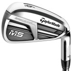 Pre-Owned TaylorMade Golf M5 Irons (6 Iron Set)