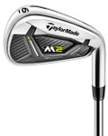 TaylorMade Golf- M2 Irons (7 Iron Set) Graphite
