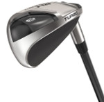 Cleveland Golf- Launcher HB Turbo Irons (8 Iron Set) Graphite