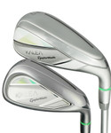 Pre-Owned TaylorMade Golf Ladies Kalea Combo Irons (8 Club Set)