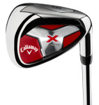 Pre-Owned Callaway Golf 2018 X Series Irons (8 Iron Set)