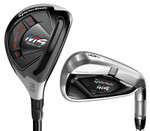 Pre-Owned TaylorMade Golf M4 Combo Irons (8 Club Set) (Left Handed)