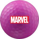 Volvik Marvel Edition Vivid Golf Balls [4-Pack]