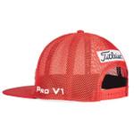 Titleist Golf- Tour Flat Bill Mesh Cap Trend Collection