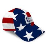 Loudmouth Golf- Stars & Stripes Cap