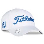 Titleist Golf- Ladies Tour Performance Ball Marker Cap White Collection