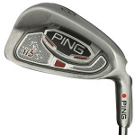 Pre-Owned Ping Golf i15 Irons (7 Iron Set) (Left Handed)