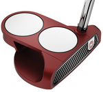 Pre-Owned Odyssey Golf O Works Red 2-Ball Putter (Left Handed)