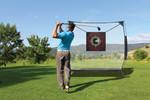 Jef World of Golf- 7' x 7' Stand Up Net