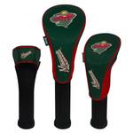 Team Effort Golf- NHL Set of Three Headcovers