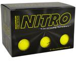 Nitro Max Distance Golf Balls LOGO ONLY