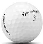 TaylorMade Soft Response Golf Balls LOGO ONLY