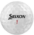 Srixon Prior Generation Z-Star Golf XV Balls LOGO ONLY
