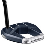 Pre-Owned TaylorMade Golf Spider S Navy Single Bend Putter