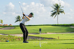 Caddie View Golfie Stick & Remote Control