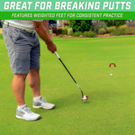 GoSports Golf- Align Putting Gates Practice Set