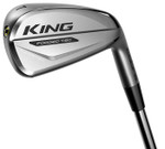 Pre-Owned Cobra Golf King Forged TEC 2020 Irons (8 Iron Set)