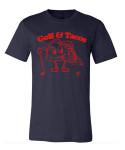 SwingJuice Golf & Tacos Short Sleeve T-Shirt