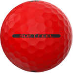 Srixon Soft Feel Brite Golf Balls LOGO ONLY