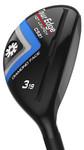 Tour Edge Golf- Ladies Hot Launch C521 Hybrid