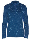Callaway Golf- Ladies Swing Tech Sun Protection Pullover