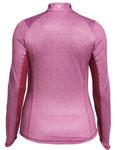 Callaway Golf- Ladies Swing Tech Mini Leaf Sun Protection Pullover