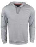 Greg Norman Golf- Unisex Attack Life Heather Pullover Hoodie