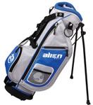 Alien Golf- LH Junior 6 Piece Set With Bag Ages 6-8 (Left Handed)