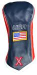 Sun Mountain Golf- Leather Rescue Headcover
