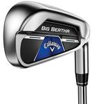 Pre-Owned Callaway Golf Big Bertha B21 Irons (8 Iron Set)
