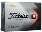 Titleist Pro V1x Golf Balls LOGO ONLY