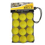 Ray Cook Golf- Foam Practice Balls (12 Pack)