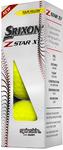 Srixon Z-Star Golf XV Balls LOGO ONLY