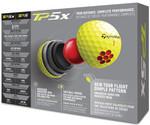 TaylorMade TP5x Golf Balls