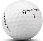 TaylorMade TP5x Golf Balls LOGO ONLY