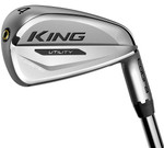 Pre-Owned Cobra Golf King Utility Iron Silver 2020