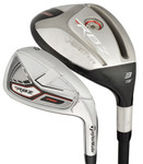 Pre-Owned TaylorMade Golf RBZ Pro Combo Irons (8 Club Set)