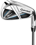 Pre-Owned Taylormade Golf LH Sim Max / P790 2019 Combo Irons  (7 Iron Set) Left Handed