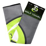 Alien Golf- Microfiber Towel Black
