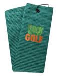 Rock Bottom Golf- Microfiber Towel