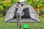 Voice Caddie Golf- Swing Caddie Net & Mat