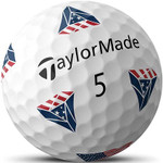 TaylorMade TP5 pix USA Golf Balls