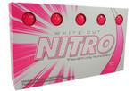Nitro White Out Golf Balls [15-Ball]