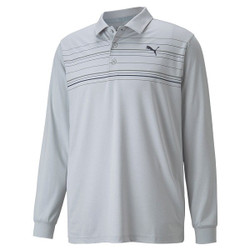 Puma Golf- MATTR Long Sleeve Polo