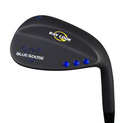 Ray Cook Golf- Blue Goose Black Wedge