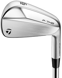 Pre-Owned TaylorMade Golf P-7MB Irons (8 Iron Set)