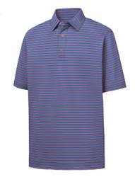 FootJoy Golf- ProDry Lisle Pinstripe Polo