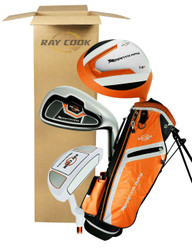 Ray Cook Golf- Manta Ray 4 Piece Junior Set With Bag (Ages 3-5) [OPEN BOX]