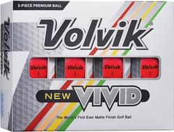 Volvik Ladies Vivid Golf Balls